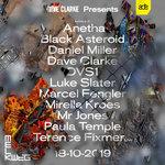 Dave Clarke announces DVS1, Luke Slater, Paula Temple and more for his legendary ADE night at Melkweg