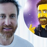 David Guetta gets 'The Simpsons' treatment