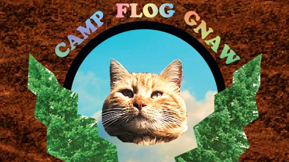 ODD FUTURE CAMP FLOG GNAW