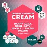 Danny Avila & Tujamo Present: Cream