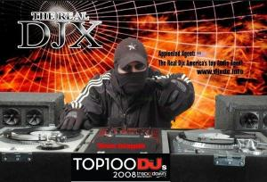 THE REAL DJX